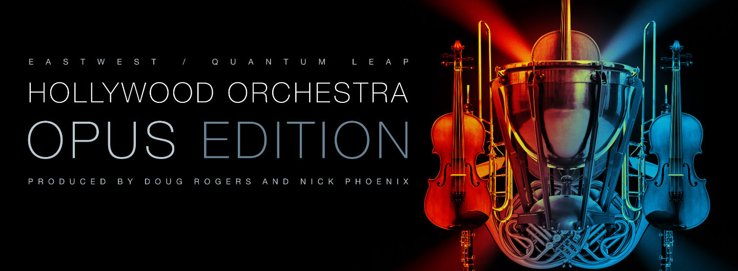 eastwest hollywood orchestra opus edition review